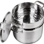 Duxtop SSC-14PC Whole-Clad Tri-Ply Induction Cookware Set